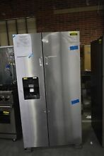 Whirlpool WRS325SDHZ 36  Stainless Side By Side Refrigerator NOB  44330 HRT
