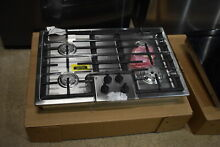 Bosch NGM5055UC 31  Stainless 4 Burner Gas Cooktop NOB  33764 CLW