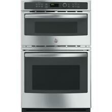 GE JK3800SHSS 27  Profile Combination Microwave   Oven Stainless Steel