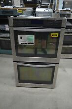 Whirlpool WOD97ES0ES 30  Stainless Double Electric Wall Oven NOB  32171 CLN
