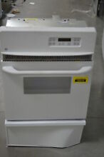 GE JGRP20WEJWW 24  White Single Wall Gas Oven w  Self Clean  29451 HRT