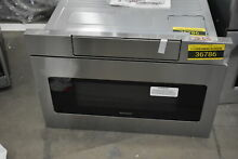 Sharp SMD2470ASY 24  Stainless Microwave Drawer NOB  36786 HRT