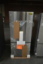 GE GBE21DSKSS 30  Stainless Bottom Freezer Refrigerator NOB  29171 MAD