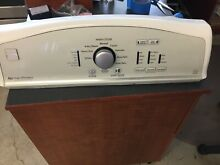 KENMORE WASHER CONTROL PANEL AND INTERFACE PART   W10293781 W10351989