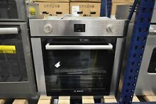 Bosch HBE5451UC 24  Stainless Single Electric Wall Oven NOB  32811 HRT