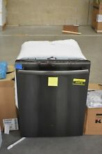 GE GDT655SBLTS 24  Black Stainless Fully Integrated Dishwasher  44978 CLW