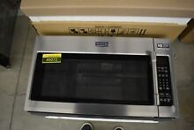 Maytag MMV4206FZ 30  Stainless Over The Range Microwave  45072 MAD