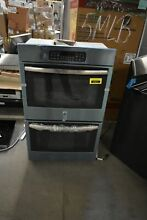 GE JT3500SFSS 30  Stainless Electric Double Wall Oven NOB  31511 HRT
