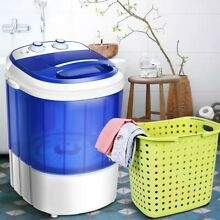 Mini Washing Machine Washer Electric Compact Portable Durable Laundry Compact