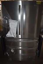 Whirlpool WRX735SDHZ 36  stainless French Door Refrigerator NOB  31611
