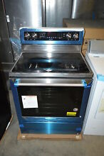 KitchenAid KFEG500ESS 30  Stainless Freestanding Electric Range NOB  19755 MAD