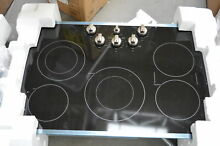 GE PP7030SJSS 30  Stainless 5 Element Electric Cooktop NOB  30153 WLK