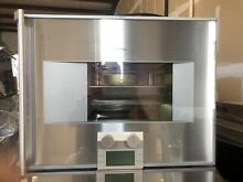 Gaggenau BS270 611 24  Single Steam  COMBI Oven   Stainless Steel