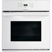 Frigidaire FFEW3025PW 30  White Electric Single Wall Oven NOB  28717 CLW
