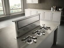 36  Whirlpool Retractable Downdraft System with Interior Blower Motor