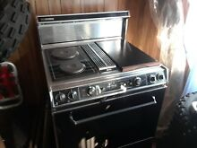 30  Jenn Air electric downdraft stove  oven          4900 series model