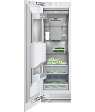 Gaggenau RF463703 Freezer Column With 24  With Stainless Steel Panel