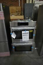 Bosch HBL8651UC 30  Stainless Electric Double Wall Oven NOB  46032 HRT
