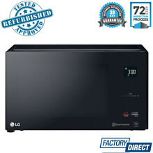 LG MS4296OBS NEOCHEF SMART INVERTER MICROWAVE OVEN ANTI BACTERIAL COATING 42L