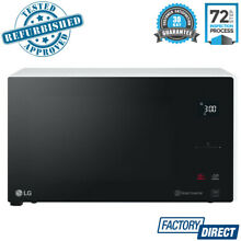 LG MS4296OWS NEOCHEF SMART INVERTER MICROWAVE OVEN ANTI BACTERIAL COATING 42L