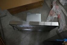 GE UVW8361SLSS 36  Stainless Wall Chimney Range Hood NOB  46204 MAD