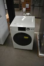 GE GFD14ESSNWW 24  White Front Load Electric Dryer NOB  46550 HRT