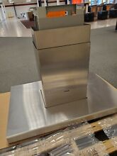 Thermador 42  Stainless Steel Island Chimney Range Hood oven  stove exhaust vent