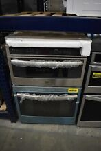 GE PRofile PT7800SHSS 30  Stainless Combination  Double Wall Oven NOB  41431 HRT