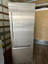 B30BB830SS Bosch 30  800 Series Stainless Steel Built In Refrigerator