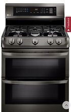 LDG4315BD Gas Double Oven Range with ProBake Convection EasyClean