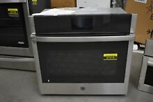 GE Profile PTS7000SNSS 30  Stainless Electric Single Wall Oven NOB  47219 HRT