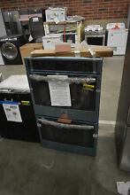 GE PT7550SFSS 30  Stainless Electric Double Wall Oven NOB  42251 CLN