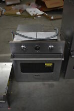 Viking VESO5272SS 27  Stainless Single Electric Wall Oven NOB  42038 HRT
