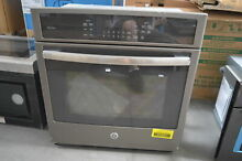 GE Profile  PK7000EJES 27  Slate Single Electric Wall Oven NOB  29391 MAD