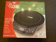 NUWave Precision 30121 Single Induction Cookware Electric Cooktop