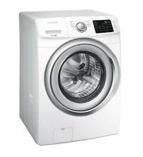 Samsung WF45N5300AW US 4 5 cu  ft Cycle Front Load Washer   White