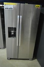 Whirlpool WRS555SIHZ 36  Stainless Side By Side Refrigerator  32871 CLW