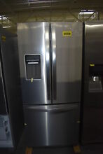 Whirlpool WRF560SEHZ 30   Stainless French Door Refrigerator NOB  39232 HRT