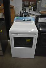 GE GTD72EBSNWS 27  White Front Load Electric Dryer NOB  48432 HRT