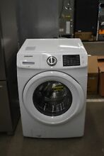 Samsung WF42H5000AW 27  White Front Load Washer  48675 HRT
