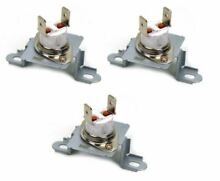 3 Pk  Dryer Thermal Fuse Kit for Whirlpool  Maytag  AP6009129  WP40113801