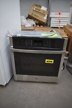 GE JKS3000SNSS 27  Stainless Single Electric Wall Oven NOB  48791 HRT