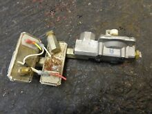 NC 4101 5 Oven Stove Range Gas Valve Assembly  Used  Tested  NC 4197 5