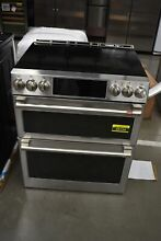 GE Cafe CHS950P2MS1 30  Stainless Slide In Electric Range NOB  49154 HRT