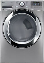 LG Smart Steam Gas Dryer DLGX3371V 27  with 7 4 cu  ft  Capacity   LOCAL PICK UP