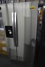 Whirlpool WRS321SDHZ 33  Stainless Side by Side Refrigerator NOB  31968 HRT