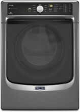Maytag 27 Inch 7 4 cu  ft  Gas Dryer MGD5100DC Metallic Slate   LOCAL PICK UP