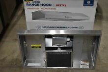 Whirlpool UXT4030ADS 30  Stainless Under Cabinet Range Hood NOB  44773 MAD