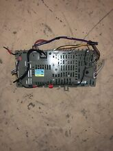 Kenmore Whirlpool Maytag Washer Main Control Board  part   W10130544 Used