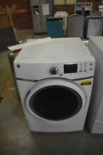 GE GFD45ESSMWW 27  White Front Load Electric Dryer 7 5 Cu Ft NOB  43761 HRT
